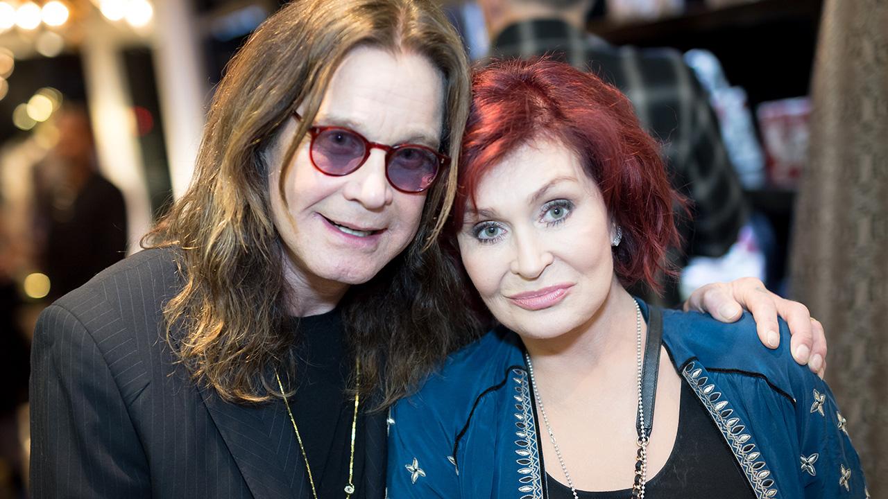 Sharon Osbourne explains Ozzy's Grammy Award no-show | Louder
