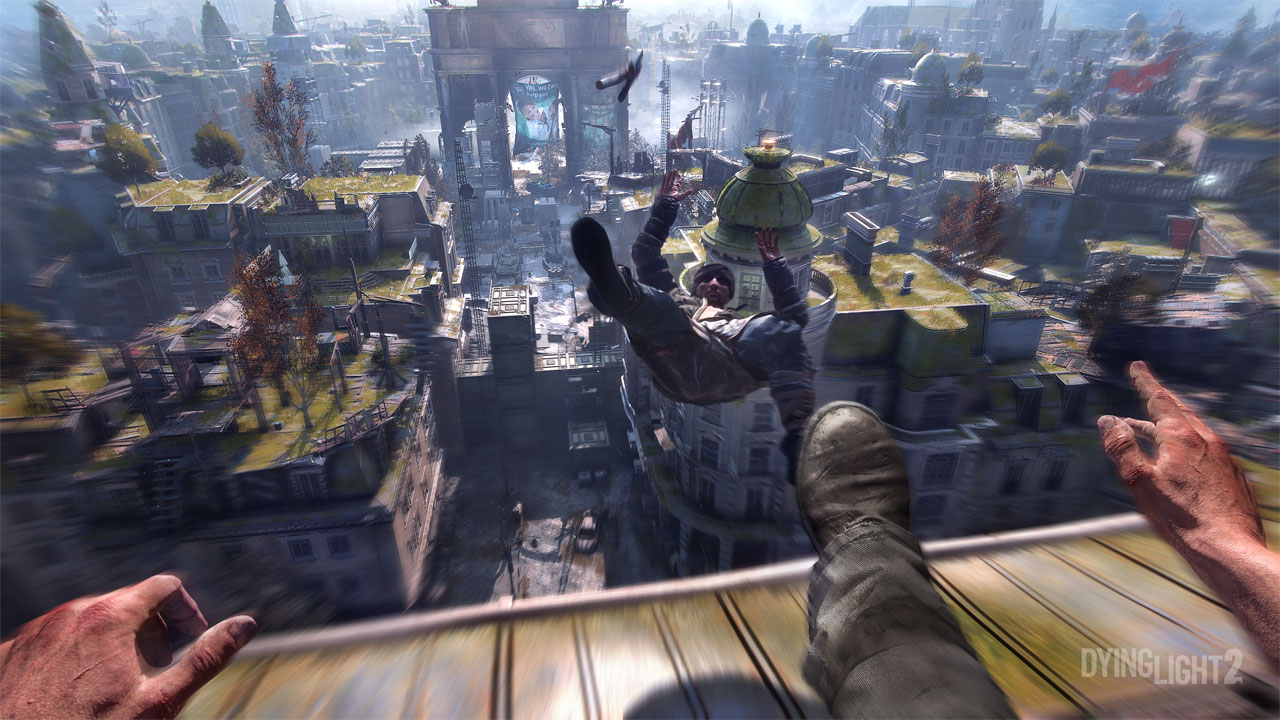 Dying Light 2 Is Shaping Up To Be An Astonishing Open World Action Game Gamesradar