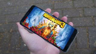 Borderlands 3 Google Pixel 3