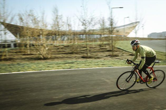 Lee Valley Velopark velodrome
