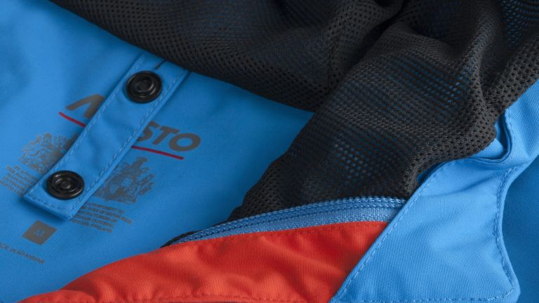 Beat the wet weather with this two-in-one Musto jacket