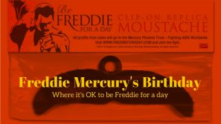 Freddie mercury's birthday