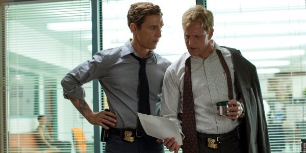 Matthew McConaughey, Woody Harrelson - True Detective