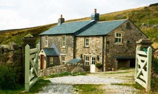 A run down cottage in the Yorkshire Dales has been lovingly restored into a charming, family home