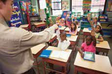 Survey: Teachers Challenged by Diverse Class room Grade Levels, Long Hours