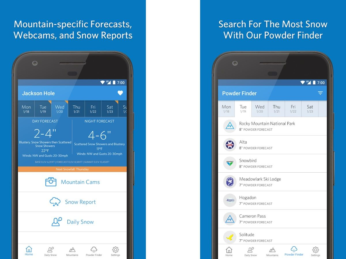 Best Ski Apps - Trackers and Snow Reports for Android, iOS | Tom's Guide