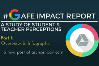 #GAFE Impact Report: Part 1 - Overview & Infographic