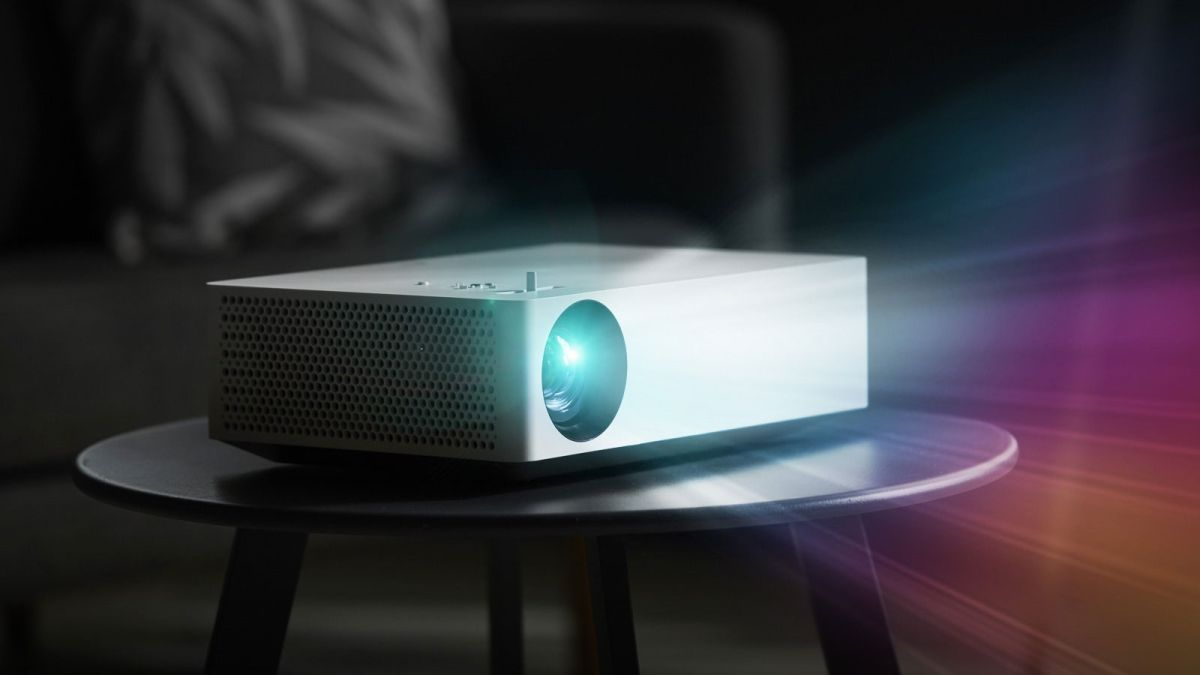 LG's new 140-inch 4K laser projector is actually cheaper than its OLED TVs