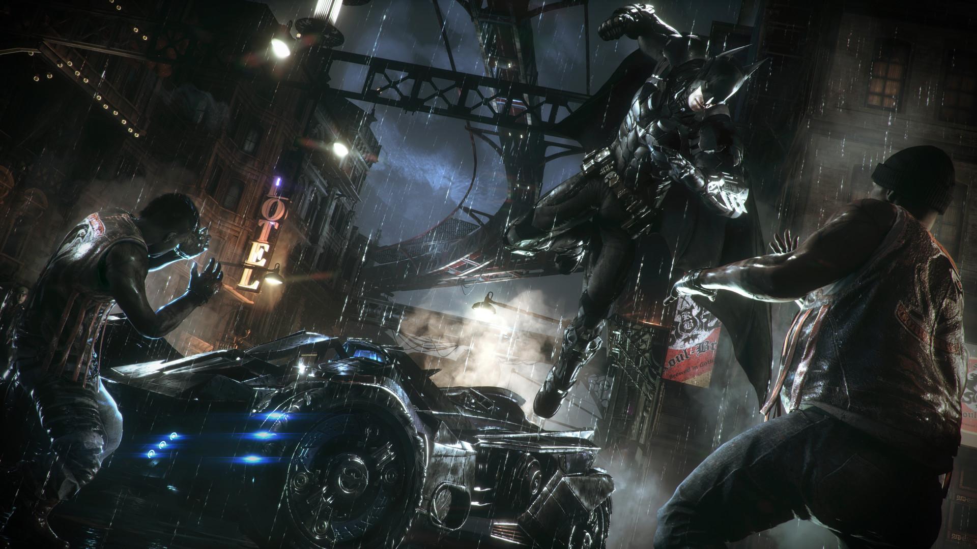 Batman Arkham Legacy Is The Next Batman Game According To