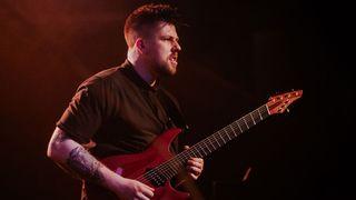 Spiritbox guitarist Mike Stringer