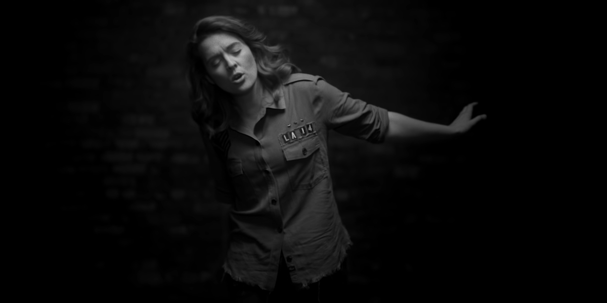 Brandi Carlile in The Joke music video