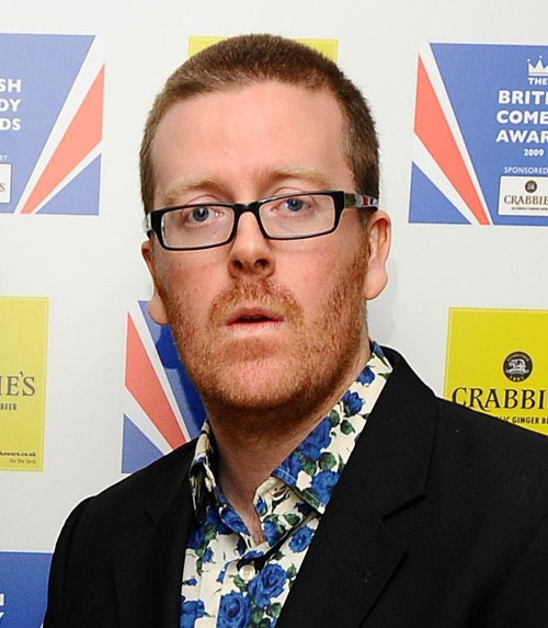 Jury rules the Mirror libelled Frankie Boyle