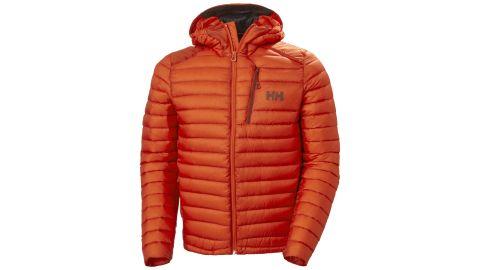 The Helly Hansen Odin Lifaloft hybrid down jacket