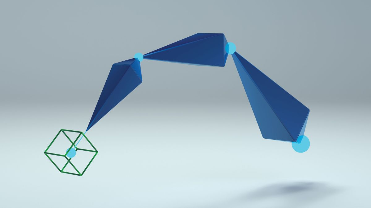 How to make a 3D origami house: page 1 | 675x1200