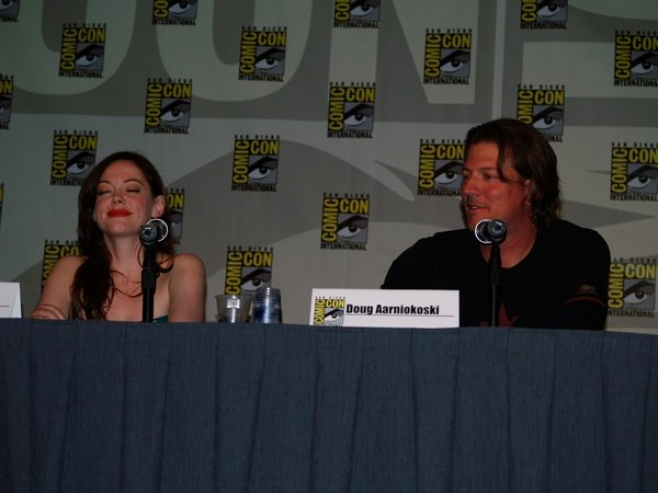 Comic Con: Red Sonja Panel In Detail #200