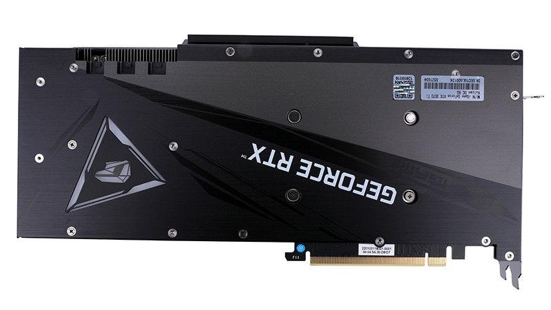 Colorful iGame GeForce RTX 3070 Ti Vulcan