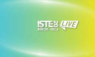 New ISTE20 Live logo