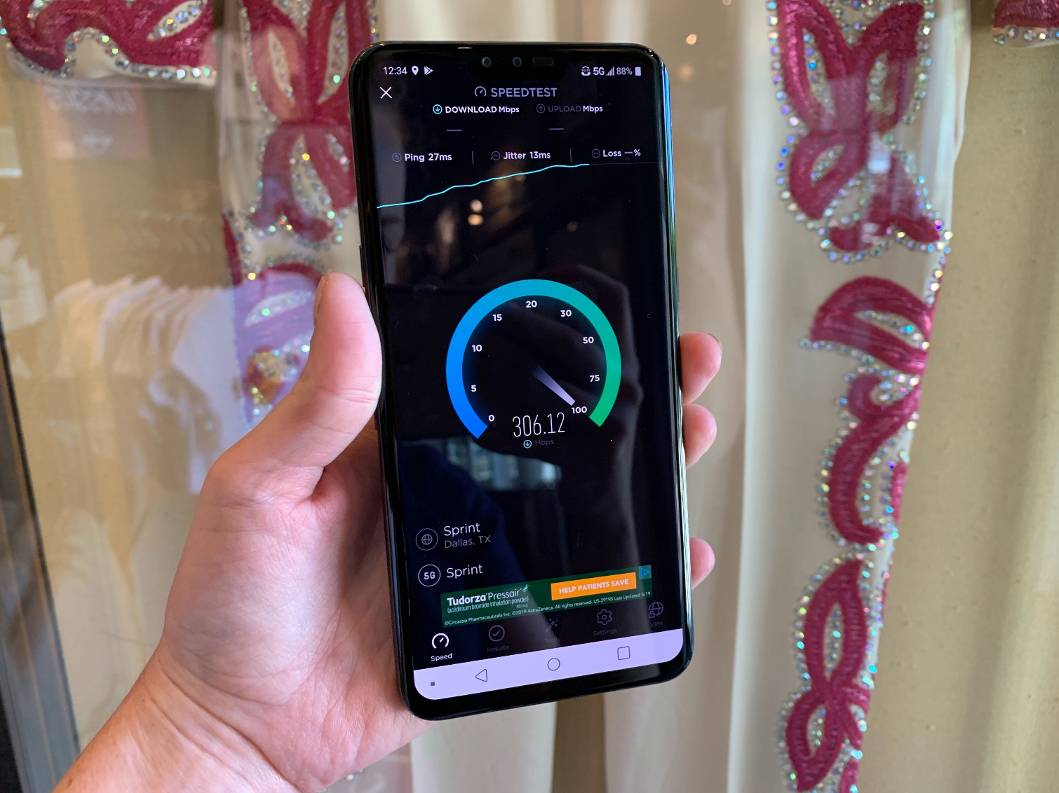 First Sprint 5G Speed Tests: More Reliable Than Verizon | Tom's Guide