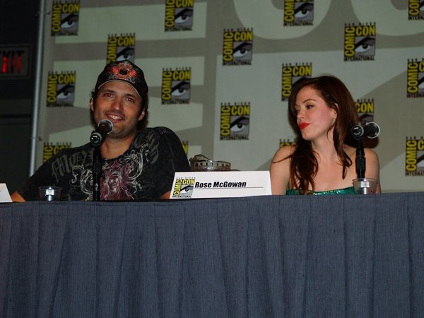 Comic Con: Red Sonja Panel In Detail #174