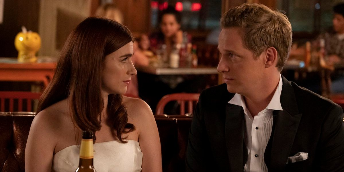 Gretchen and Jimmy in You're the Worst.