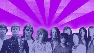 Emerson Lake & Palmer, Cream, Bad Company
