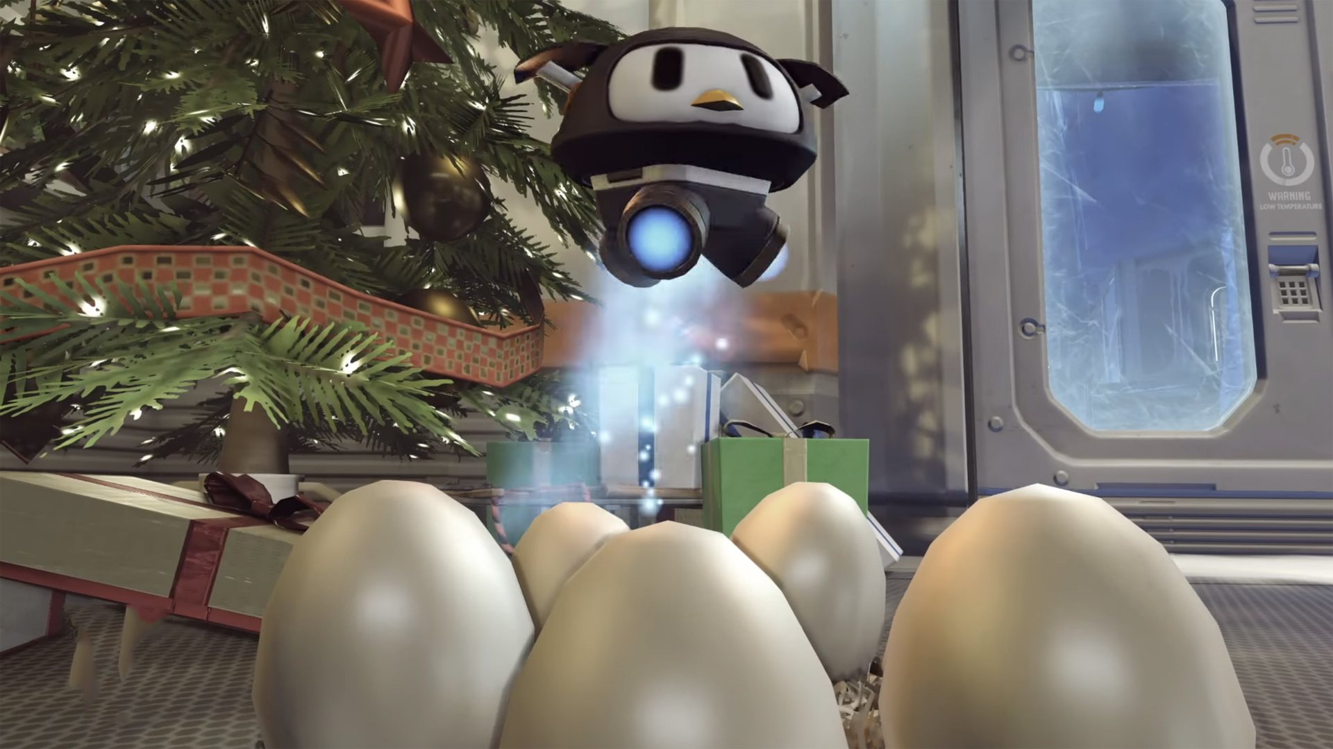 Overwatch Christmas Skins 2021 Leak Overwatch Winter Wonderland 2020 Begins December 15 Gamesradar