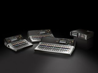 Yamaha Enhances TF Digital Mixers