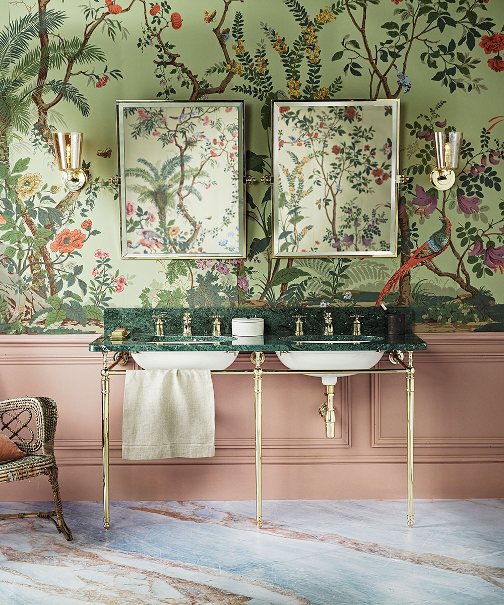Bathroom trends 2020 – inspiring new looks for your space
