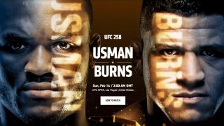 UFC 258 free live stream: start time, how to watch Usman vs Burns