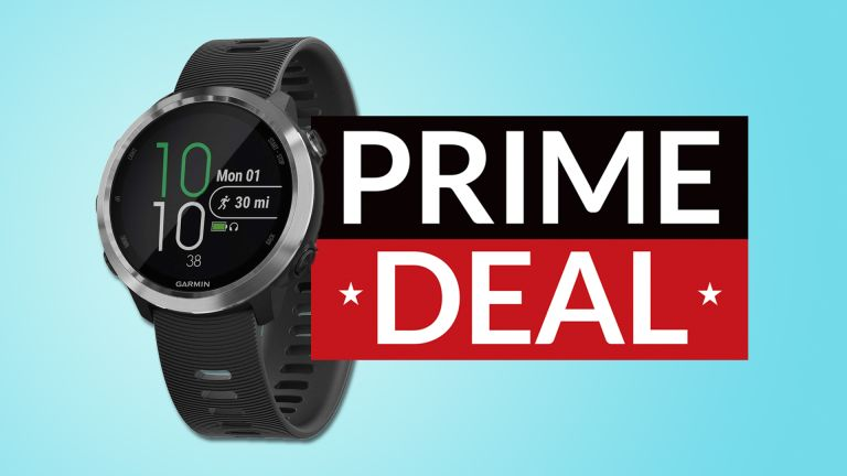 Amazon Prime Day deal: half price Garmin Forerunner 645 Music deal garmin watch deal