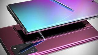 Samsung Galaxy Note 20 según los rumores