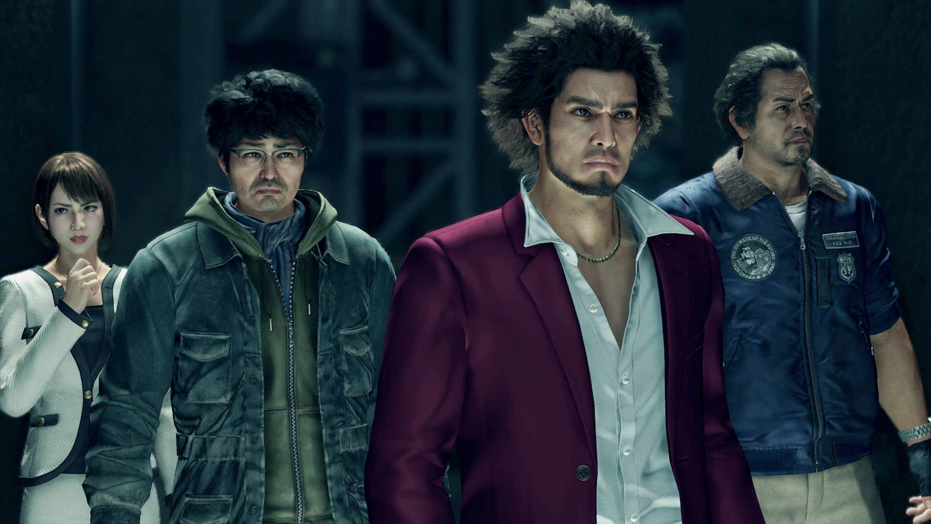 Yakuza Like A Dragon Preview I Ve Never Been More Excited To Be A Yakuza Fan Gamesradar