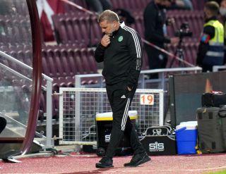 Hearts of Midlothian v Celtic – cinch Premiership – Tynecastle Park