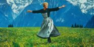 Filming The Iconic Sound Of Music Hills Scene Was Super Rough, According To Julie Andrews