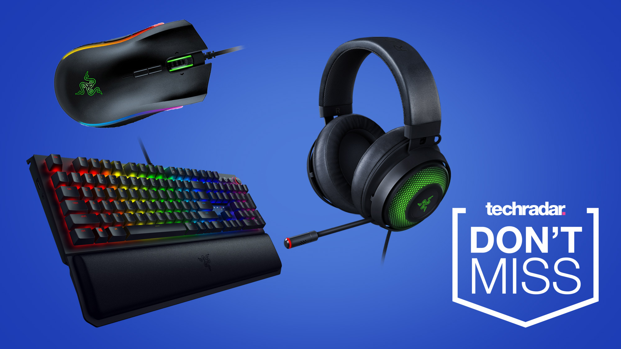 These Razer PC gaming deals have never been cheaper