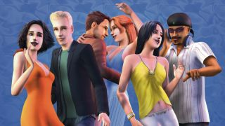 The Sims 2 promo art
