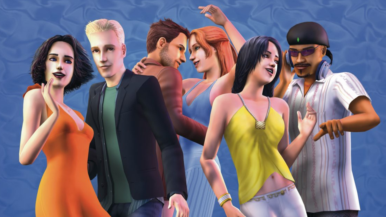 Sims 2 developer says Simlish is 'gibberish', goes on to explain why they don't have threesomes