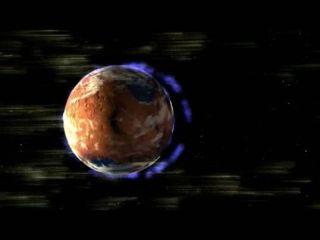 Mars Lost Atmosphere