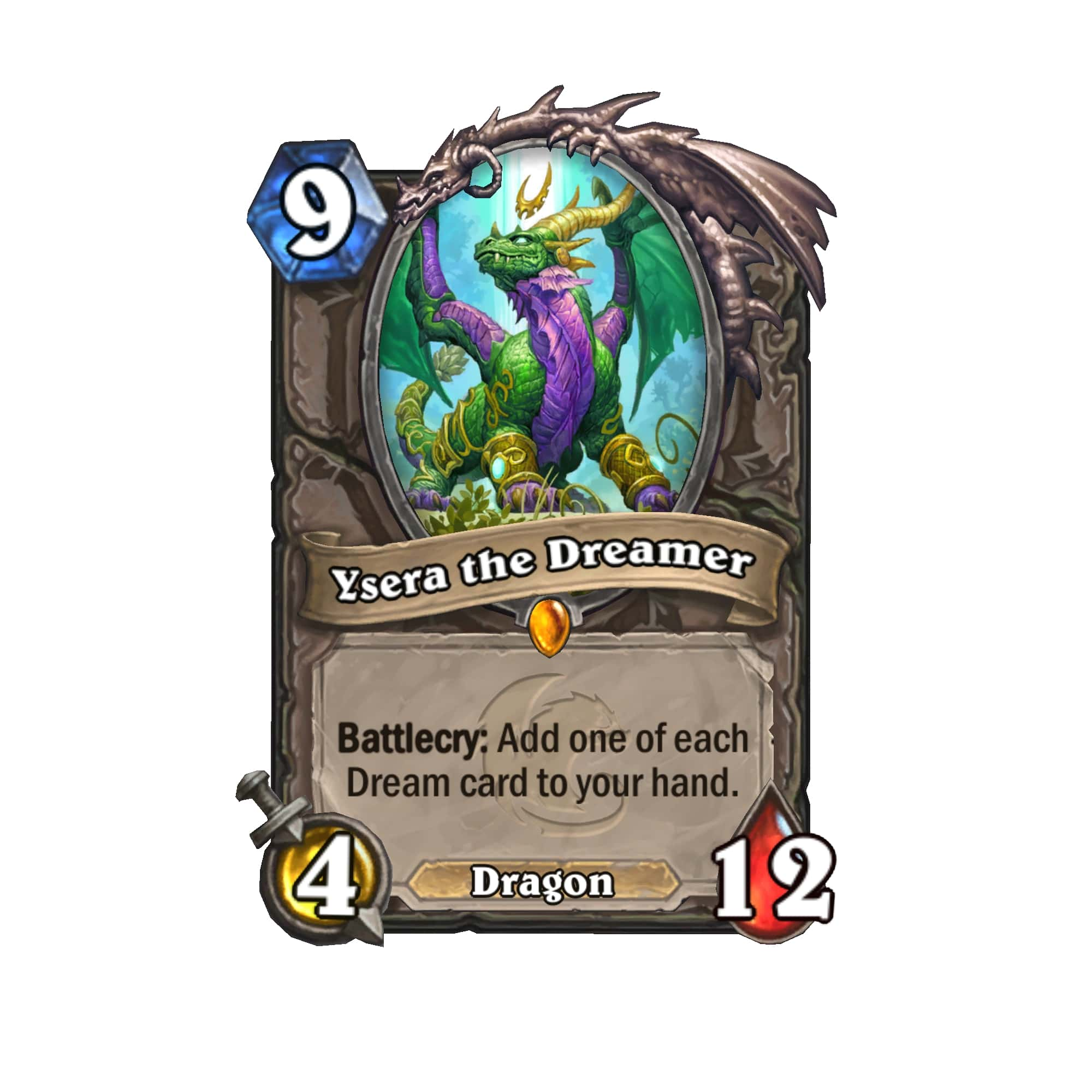 Hearthstone cards from the 2021 Core Set
