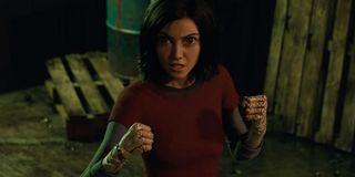 Rosa Salazar Alita: Battle Angel