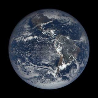 Earth Full Disk
