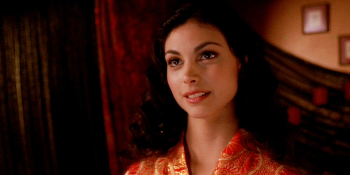 Morena Baccarin on Firefly