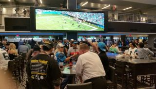 RCF Adds Luxury Sound in Carolina Panthers Stadium
