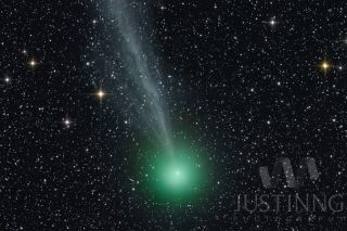 Comet Lovejoy (C/2014 Q2) by Justin Ng