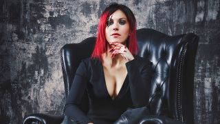 a press shot of cristina scabbia