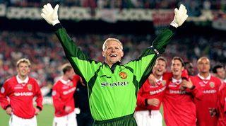 Peter Schmeichel 1999 Bayern Munich
