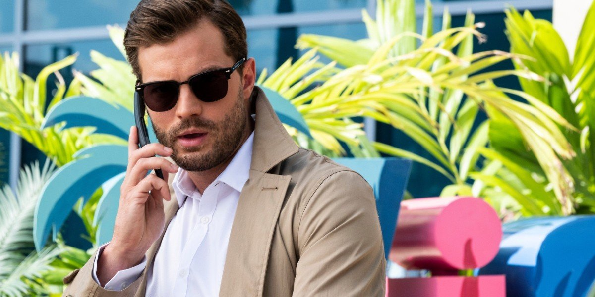 Jamie Dornan in Barb and Star Go to Vista Del Mar