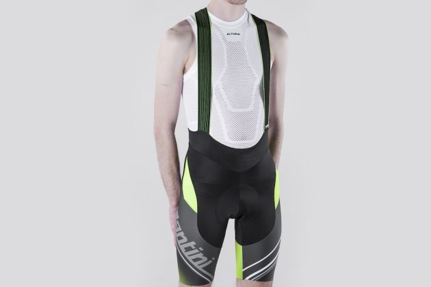 Santini Tono bib shorts review - Cycling Weekly e9f9269c3
