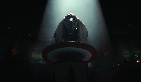Dumbo in 2019 trailer