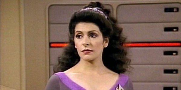 Why Star Trek: The Next Generation's Marina Sirtis Doesn't Watch Discovery